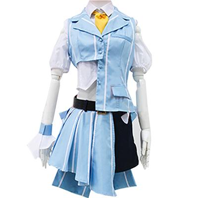 MacrossSeries Macross Delta Kaname Buccaneer Cosplay Costume
