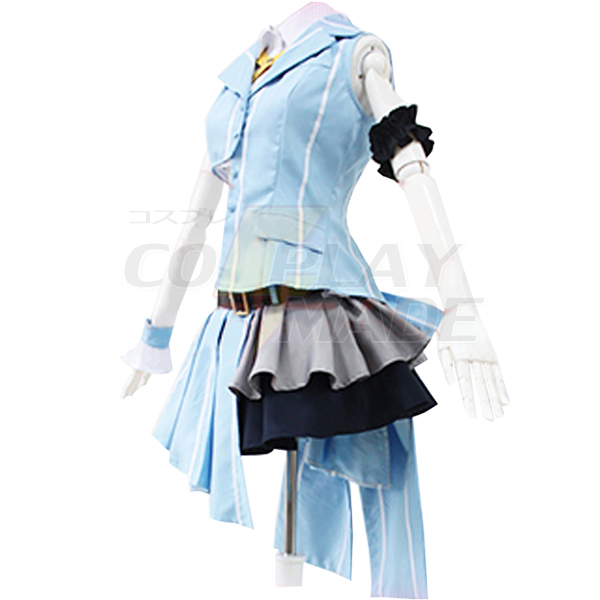 MacrossSeries Macross Delta Makina Nakajima Cosplay Costume
