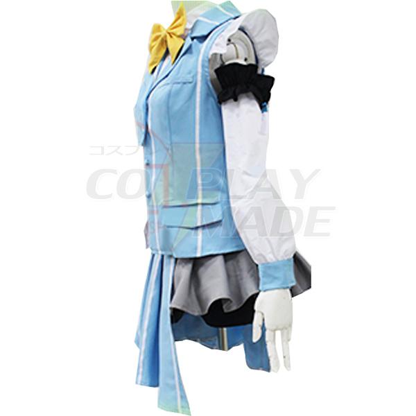Costumi MacrossSeries Macross Delta Reina Prowler Cosplay