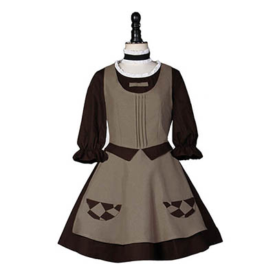 Magic Girl Rising Project Hadegl Alice Cosplay Costumes Halloween