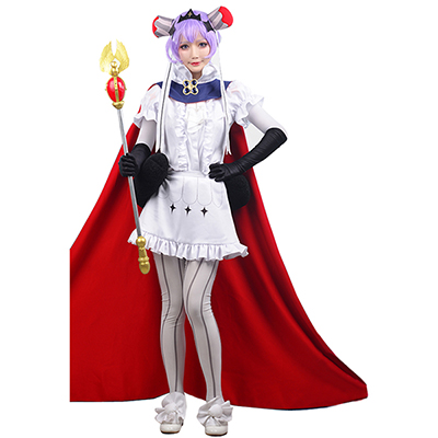 Magical Girl Raising Project Himekawa Koyuki(No crabstick) Cosplay Kostuums