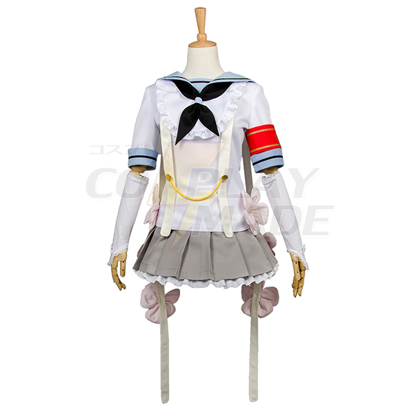 Disfraces Magical Girl Raising Project Mahou Shoujo Ikusei Keikaku Snow White Cosplay