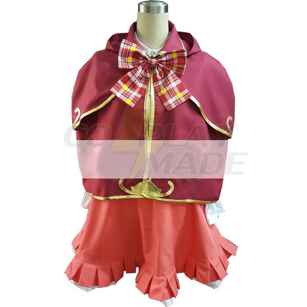 Costumi Maho Ragazze Precure! Asahina Mirai Cosplay Carnevale