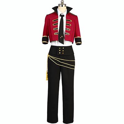 Marginal #4 Atom Kirihara Cosplay Kostym Halloween