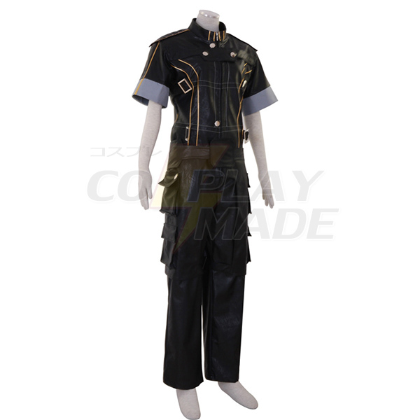 Mass Effect 3 Male Uniform Movie Costume Cosplay Halloween