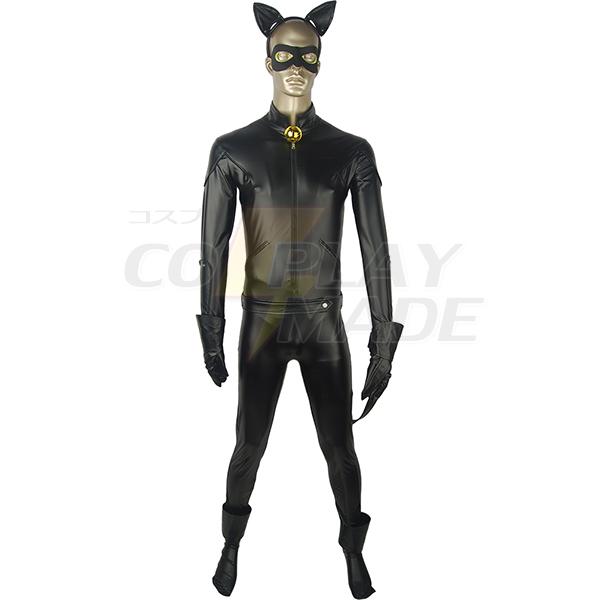 Costumi Miraculous: Tales of Ladybug & Cat Noir Adrien Agreste Cat Noir Jumpsuit Abito Set Completi Cosplay