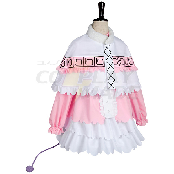 Disfraces Miss Kobayashi-san Dragon Maid Kanna Kamui Cosplay