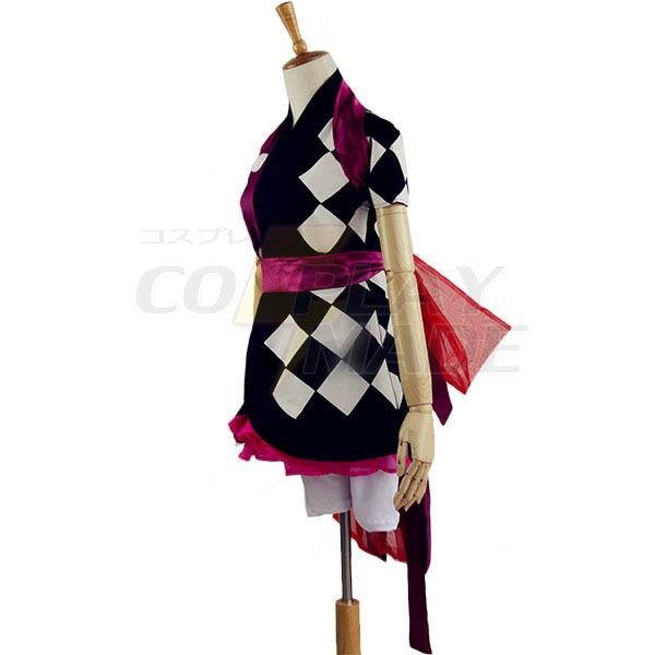 Disfraces Momoiro Clover Z Takagi Reni Cosplay Halloween