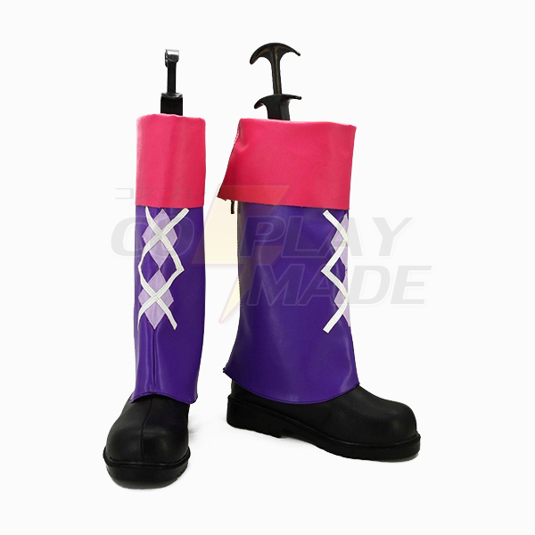 Zapatos My Little Pony Equestria Girls Rainbow Rocks Twilight Sparkle Cosplay Botas