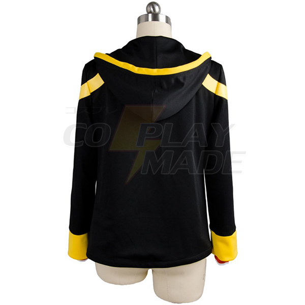 Hot Game Mystic Messenger 707 Top Cosplay Costume Halloween