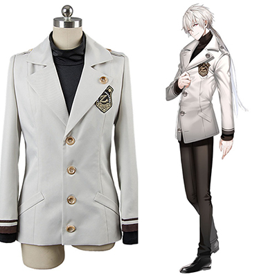 Fantasias de Mystic Messenger Military Uniforme Cosplay Halloween