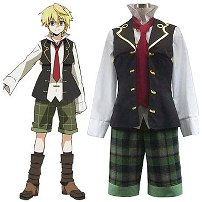 Fantasias de Pandora Hearts Oz Vessalius Cosplay Halloween