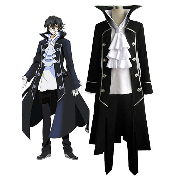 Costumi Pandora Hearts Raven Cosplay Halloween