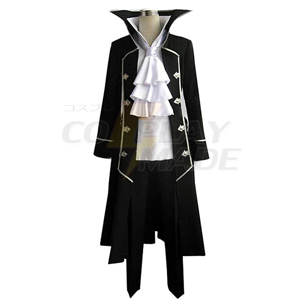 Pandora Hearts Raven Cosplay Costume Halloween