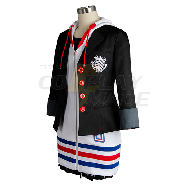 Costumi Persona 5 Cosplay Anne Ann Takamaki Original Anime Cosplay