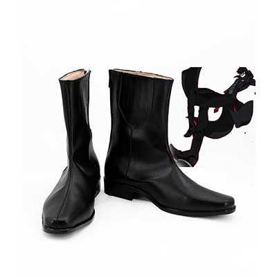Persona 5 Protagonist Cosplay Bottes Anime Chaussures Carnaval