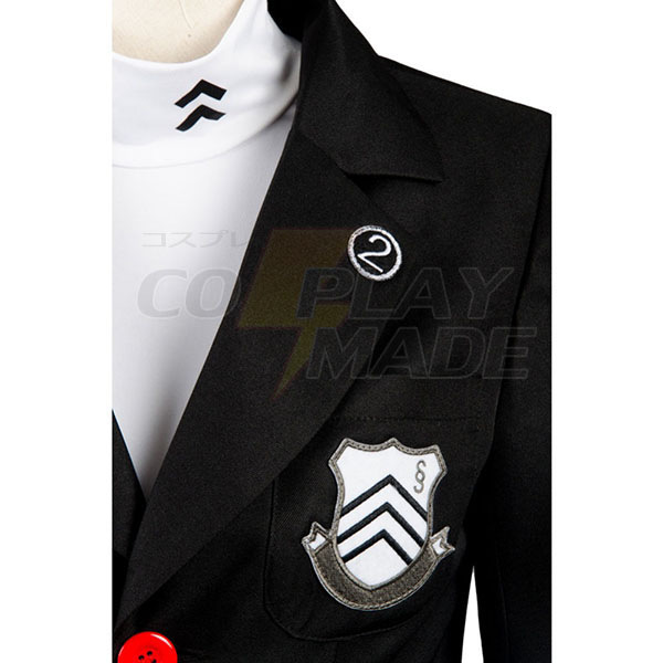 Persona 5 Protagonist Hero Arsene Cosplay Costume Halloween