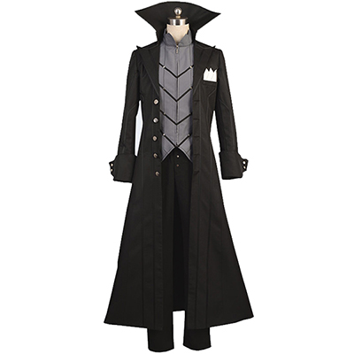 Persona 5 Leading Character Hero Cosplay Costume Halloween