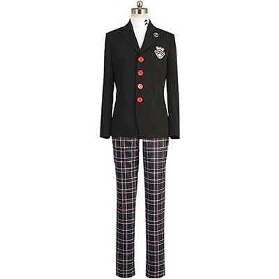 Costume Stock!Persona 5 Hero Cosplay Déguisements Carnaval Halloween
