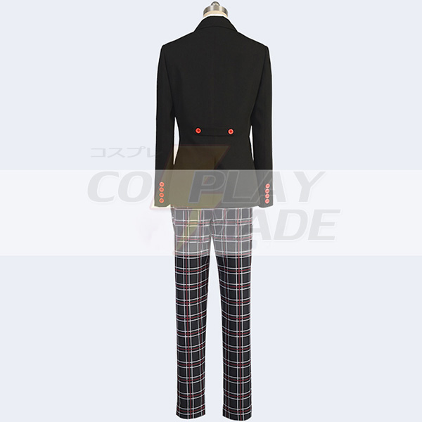 Stock!Persona 5 Hero Cosplay Costumes Perfect Custom Halloween