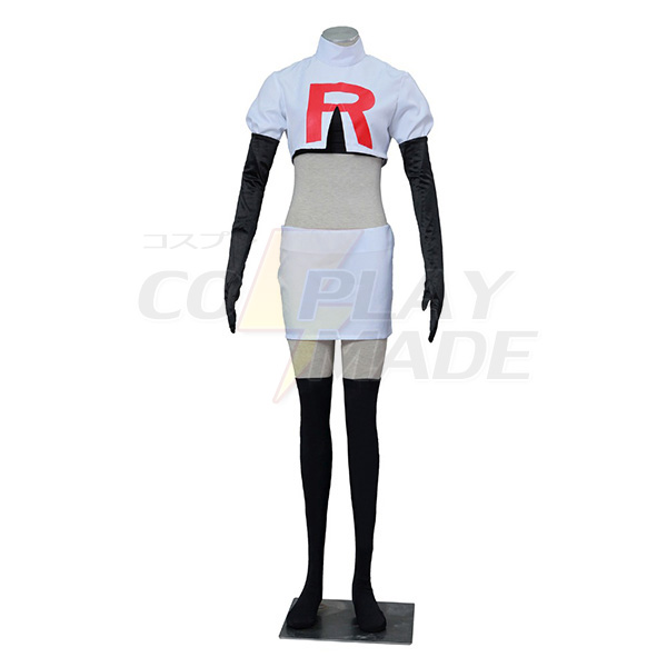Pocket Monsters Jesse Cosplay Kostumer Halloween