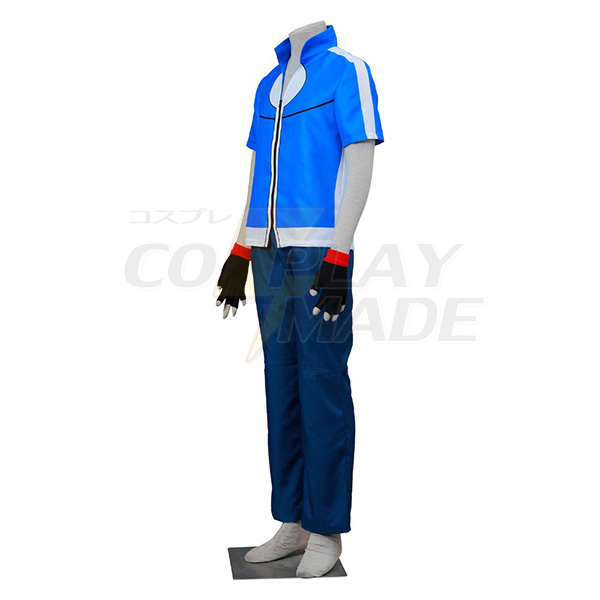 Pocket Monsters Satomi Cosplay Costumes Halloween