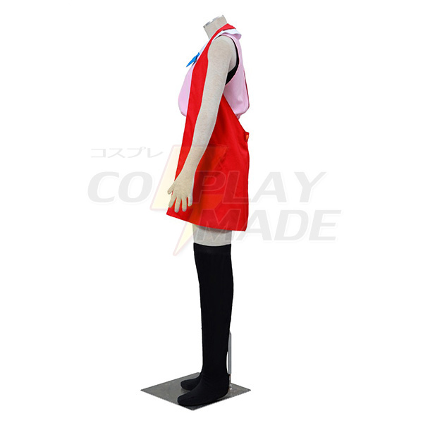 Disfraces Pocket Monsters XY Serena Cosplay Halloween