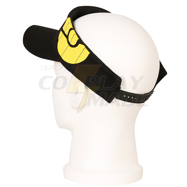 Halloween Pokemon Go Trainer Hat PokeBall Visor Team Mystic Instinct
