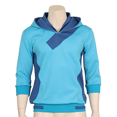 New Men's Trainer Hoodie for Pokemon Go Cosplay Kostüm Karnevals