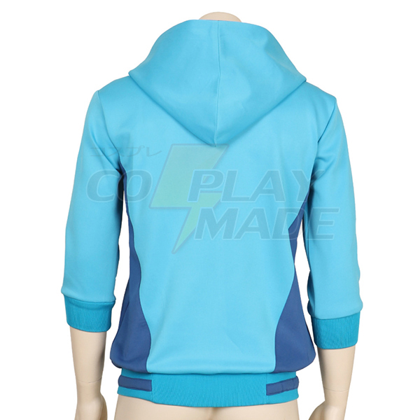 New Men\'s Trainer Hoodie for Pokemon Go Cosplay Costume Halloween