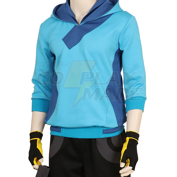 Disfraces Halloween Pokemon Go Trainer Capucha Hombress Cosplay Valor