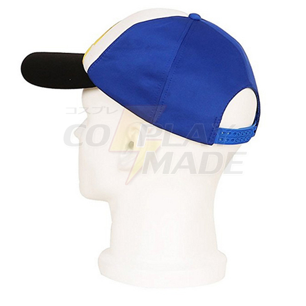 Halloween Pokemon Go Hat PokeBall Baseball Team Mystic Instinct Valor Blu