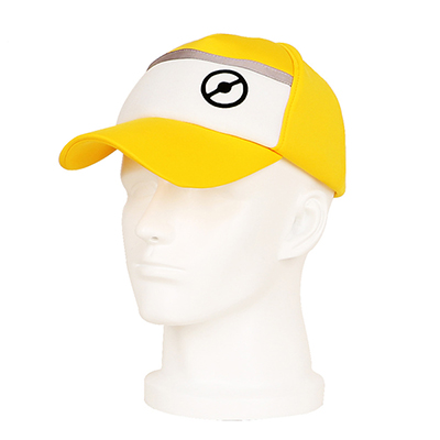 Halloween Pokemon Go Hat PokeBall Baseball Team Mystic Instinct Valor Giallo