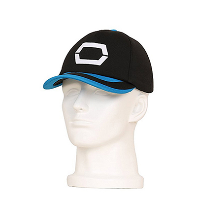 Karnevals Pokemon Go Hat PokeBall Baseball Team Mystic Instinct Valor Schwarz