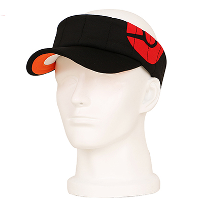 Pokemon GO Sombrero PokeBall Visor Team Mystic Instinct Valor 2 Negro