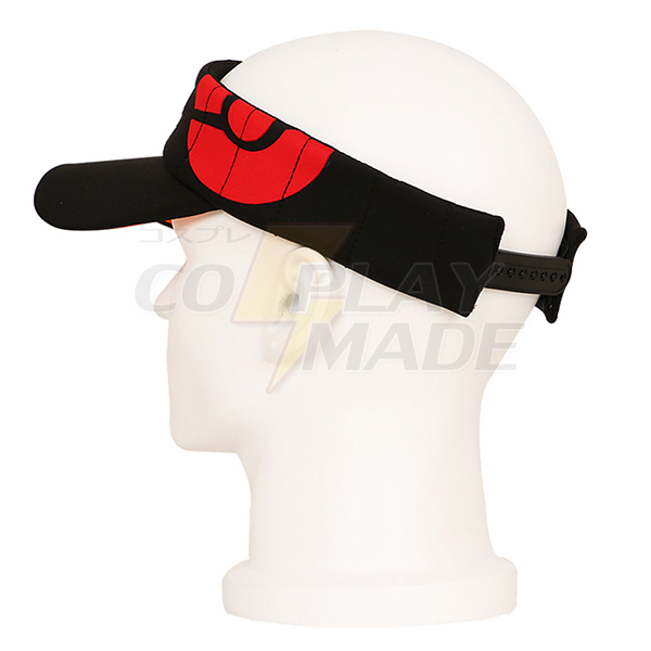 Pokemon GO Hat PokeBall Visor Team Mystic Instinct Valor 2 Nero