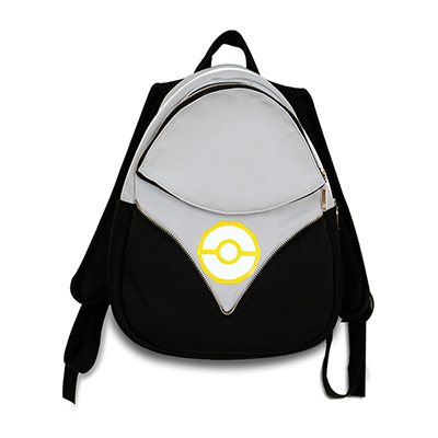 Pokemon Go Backpack PokeBall Väska Team Valor Instinct Mystic Pocket