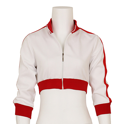 Women's Pokemon Go Hoodie Trainer White PokeBall Jacket Team Valor Instinct Cosplay Costume