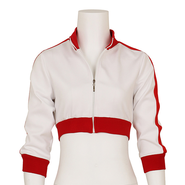 Women\'s Pokemon Go Hoodie Trainer White PokeBall Jacket Team Valor Instinct Cosplay Costume