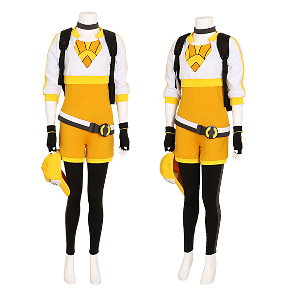Costumi Pokemon Go Trainer Felpa con Cappuccio Jumpsuit Team Valor Instinct Cosplay