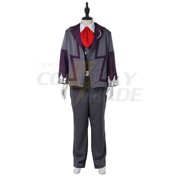 Disfraces Pocket Monster Steven Stone Cosplay for men adult Cosplay costume