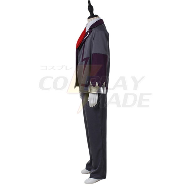 Costumi Pocket Monster Steven Stone Cosplay for men adult Costumi Cosplay