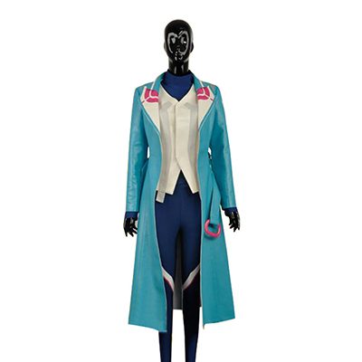 Pokemon Go Blanche Cosplay Costume Halloween