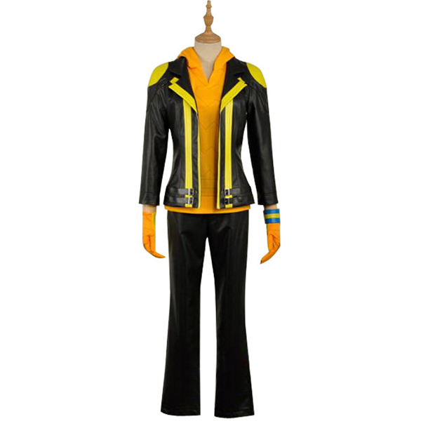 Pokemon Go Spark Stage Performence Clothes Cosplay Costume