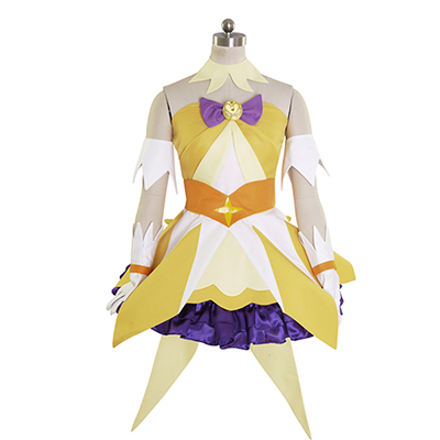 Disfraces Halloween Go! Princess PreCure Cure Twinkle Cosplay Traje