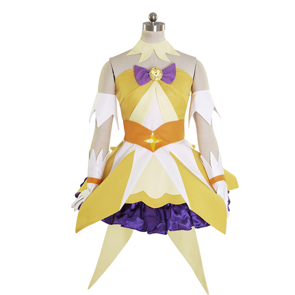 Halloween Go! Princess PreCure Cure Twinkle Costume Cosplay Outfit