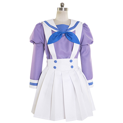 Halloween Go! Princess PreCure Cure Mermaid Minami Kaido Uniform Cosplay Kostuum