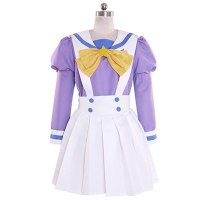 Karnevals Go! Princess PreCure Cure Twinkle Kirara Amanogawa Cosplay Kostüm