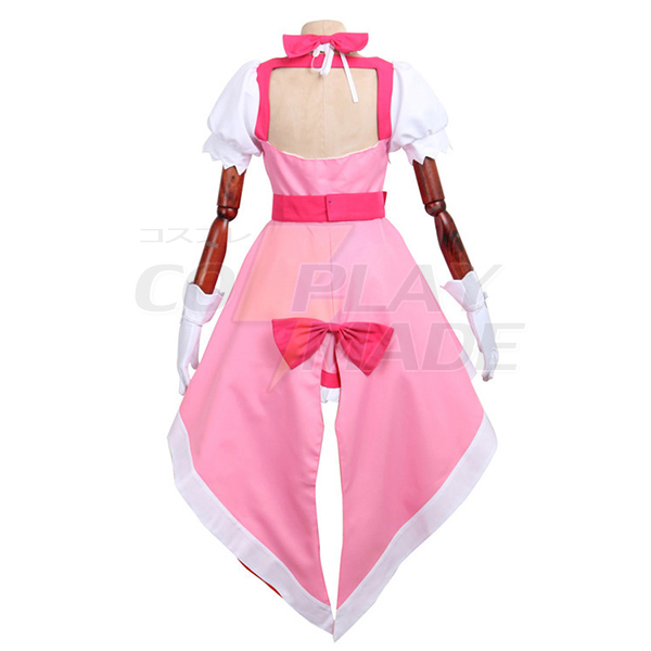 Pretty Cure Cure Flora Cosplay Costumes Cosplay Coat Perfect Custom Outfit