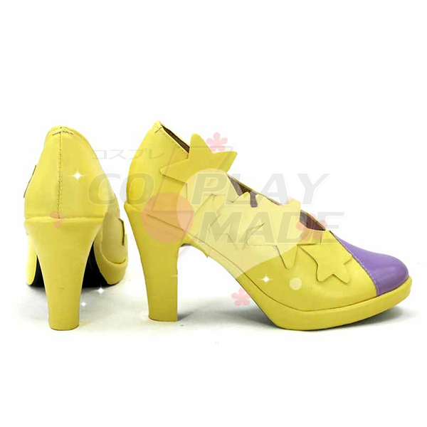 Pretty Cure Cure Twinkle Cosplay Shoes Boots Professional Handmade
